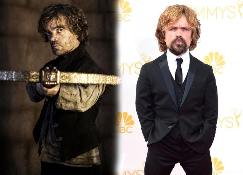 Tyrion Lannister, czyli Peter Dinklage