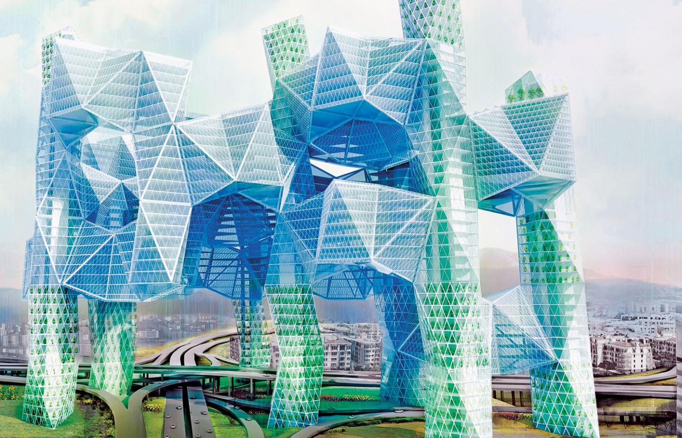 4758ea4554292 Wysyp futurystycznych projektów ma udowodnić, że PiS reprezentuje XXI w. i  może zbudować coś