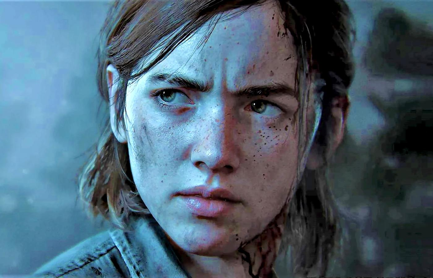 "Kadr z gry ""The Last of Us Part II"""