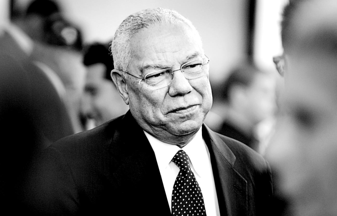 Zmarł Colin Powell, były sekretarz stanu USA. Generał, który nienawidził wojny