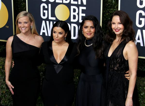 Reese Witherspoon, Eva Longoria, Selma Hayek, Ashley Judd