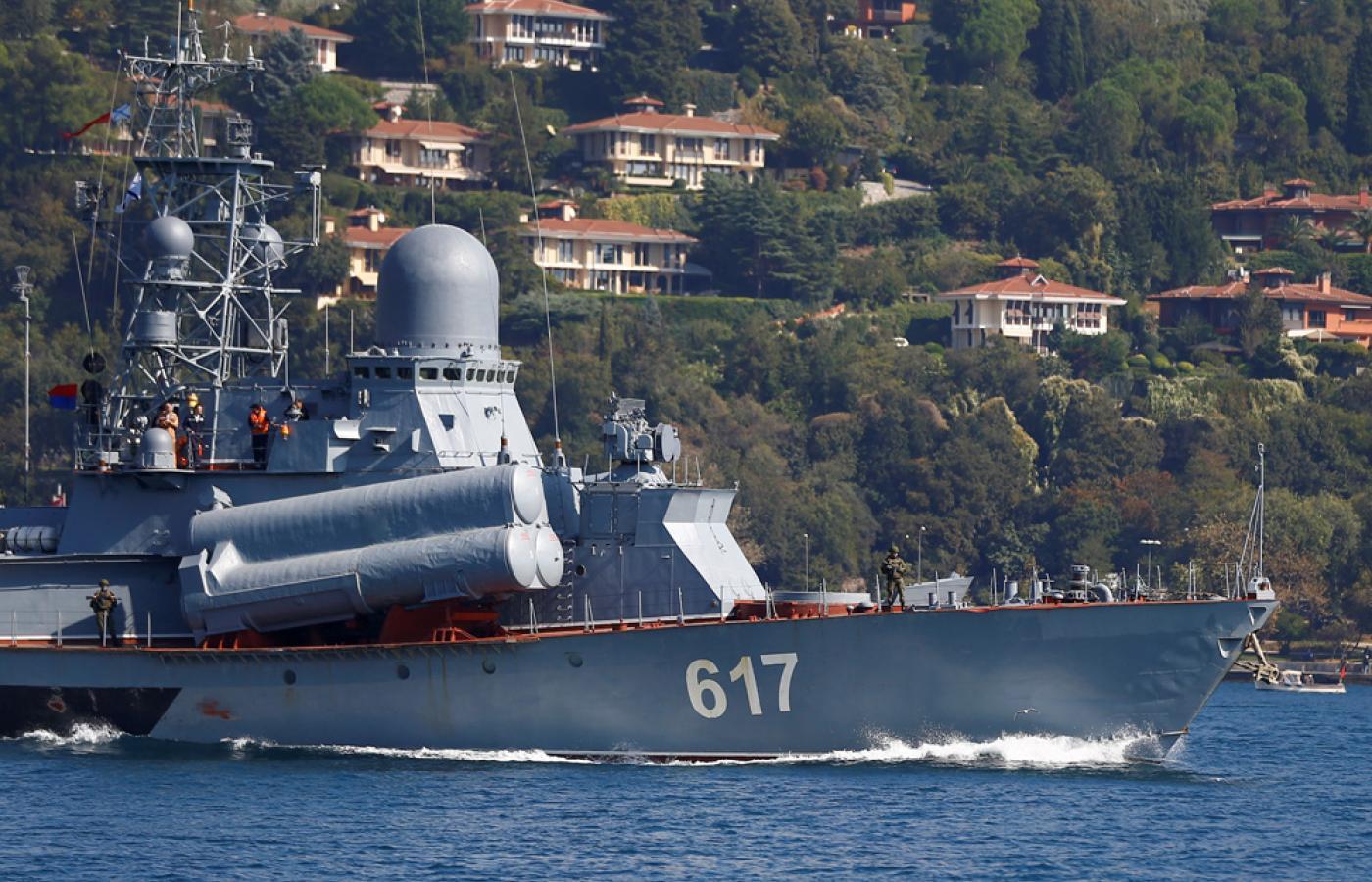 ef2a63bf24d10 Putin rozpycha się militarnie na Bałtyku, wykorzystując uśpioną ...