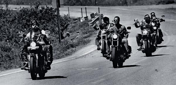 Hell's Angels w latach 80.