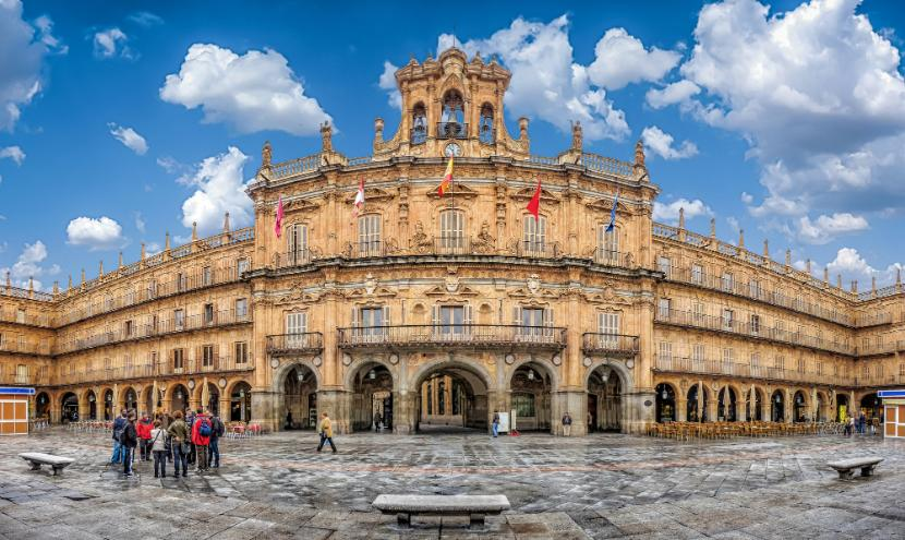 Salamanca – Plaza Mayor