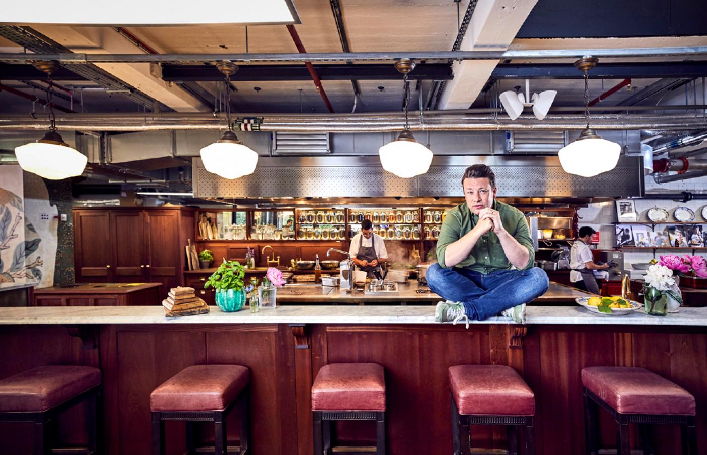 Sypie Się Kulinarne Imperium Jamiego Olivera Politykapl