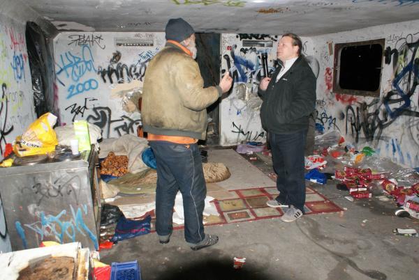 REPORTAŻ: Bezdomni Polacy w Berlinie. Jest ich coraz