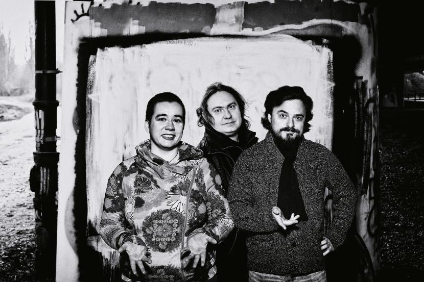 Studio Different Tales: Marta Malinowska, Jacek Brzeziński, Artur Ganszyniec