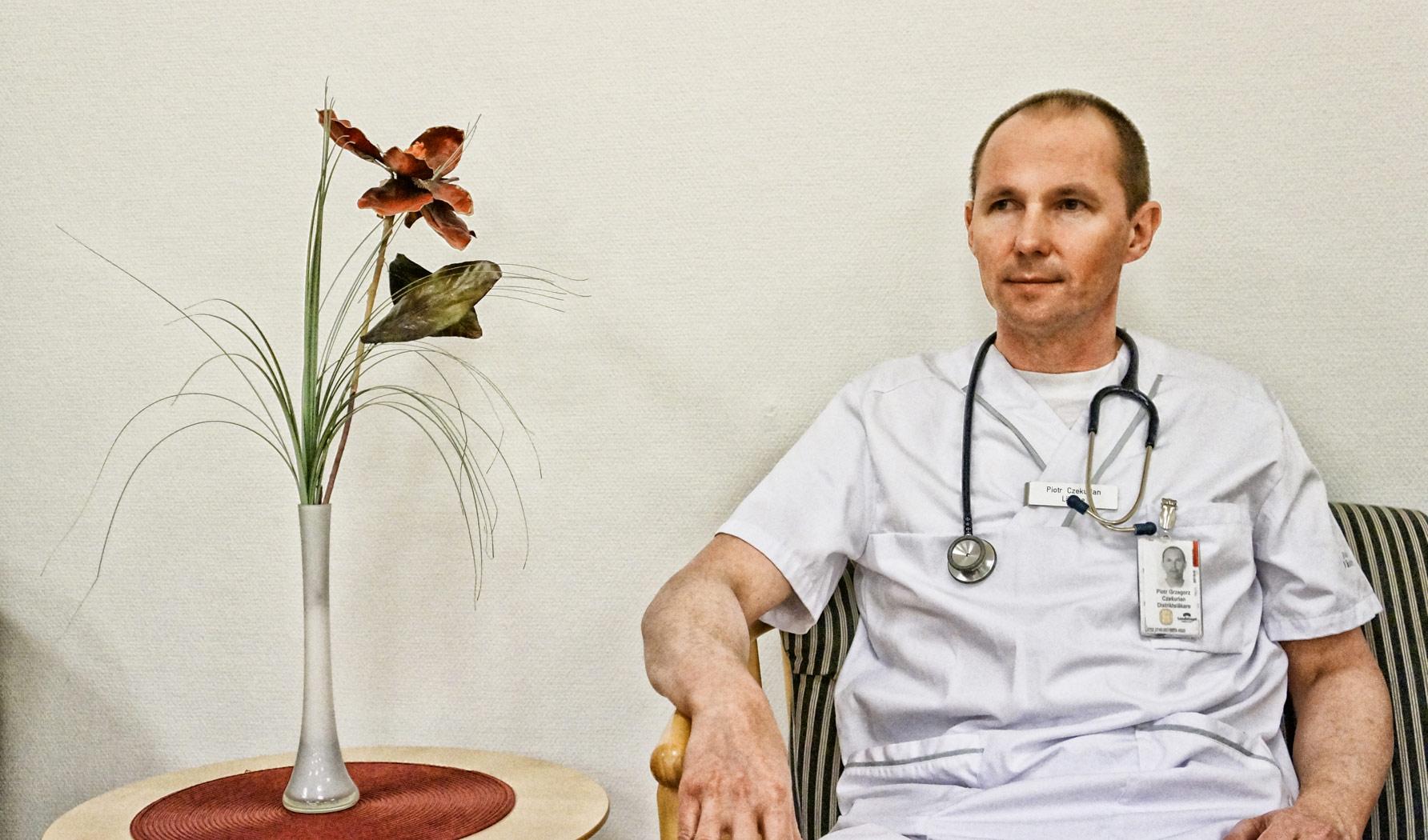 2d93bf445bd2b1 Czym się różni praca lekarza w Polsce i Szwecji?