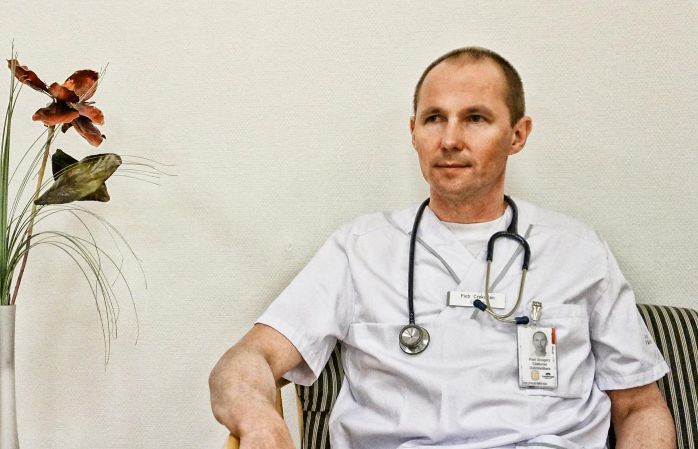 Lekarze umawiają się z pielęgniarkami