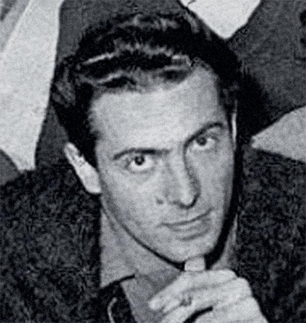 Karol Modzelewski w 1969 r.