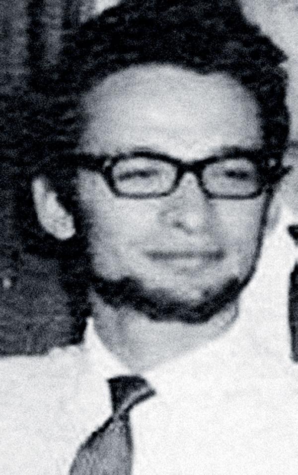 Jan Lityński w 1967 r.