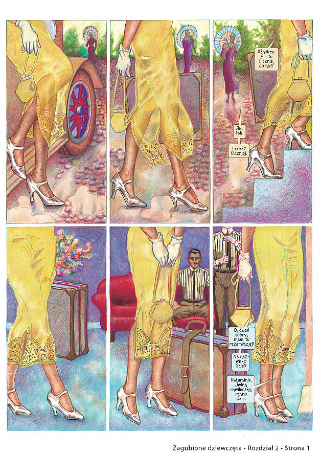 komiksy erotyczne i pornograficzne średni duży penis