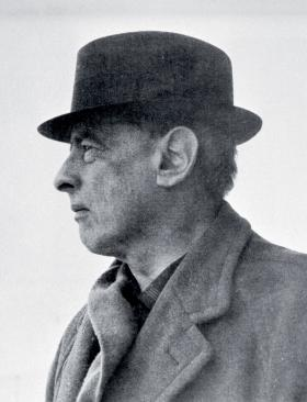 Witold Gombrowicz, 1960 r.