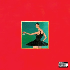 Nr 5: Kanye West, My Beautiful Dark Twisted Fantasy