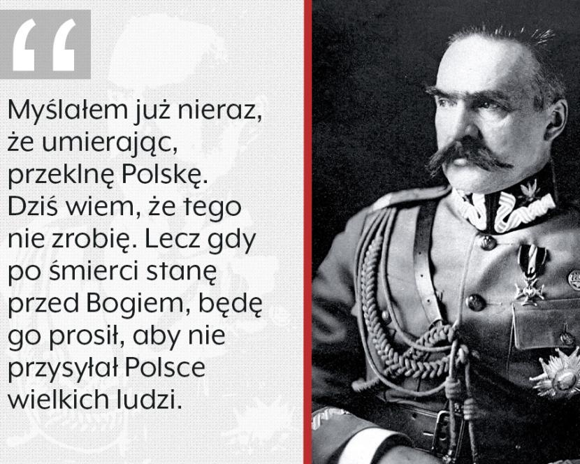 piłsudski cytaty Słynne (i aktualne) cytaty Józefa Piłsudskiego   zdjęcie 1  piłsudski cytaty