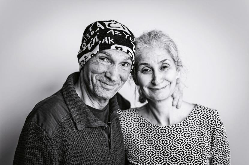 Bożena i Lech Janerkowie