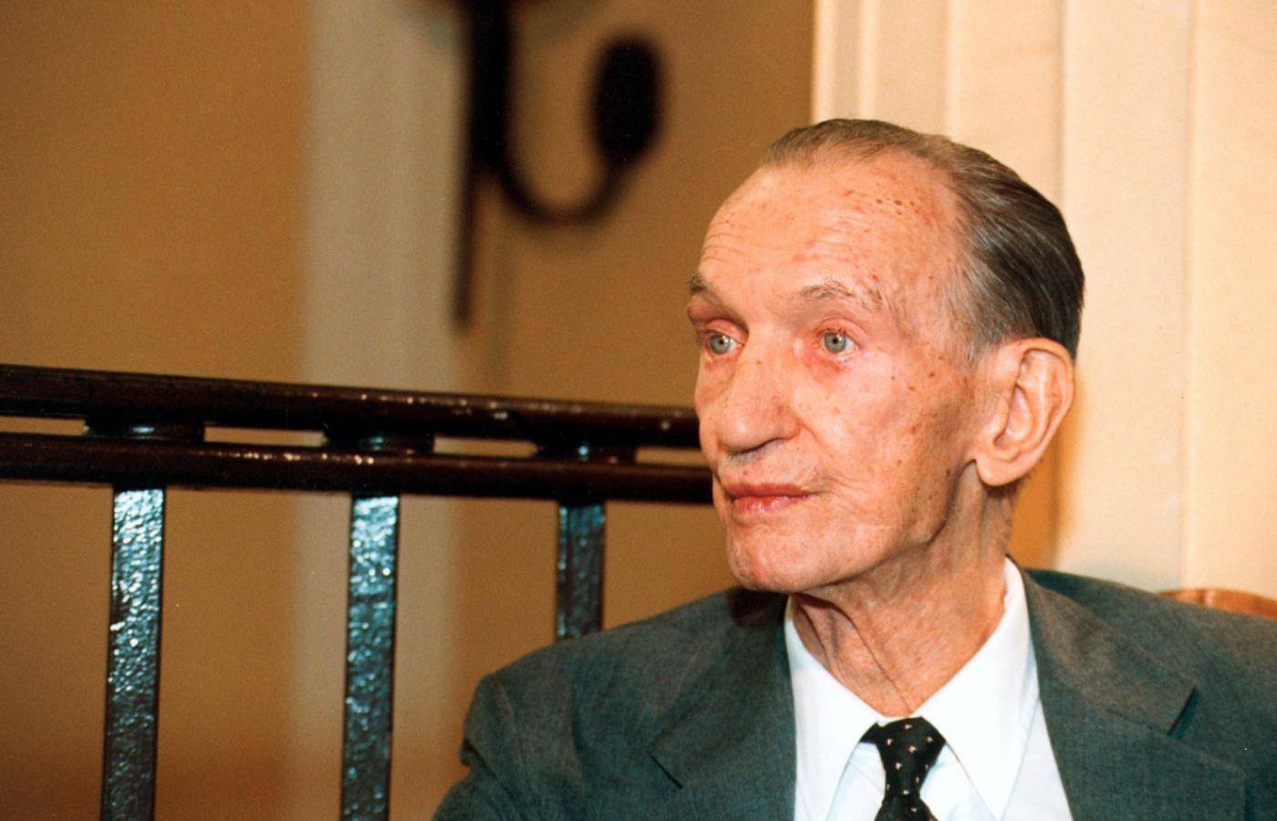 prof. Jan Karski (1914 - 2000).