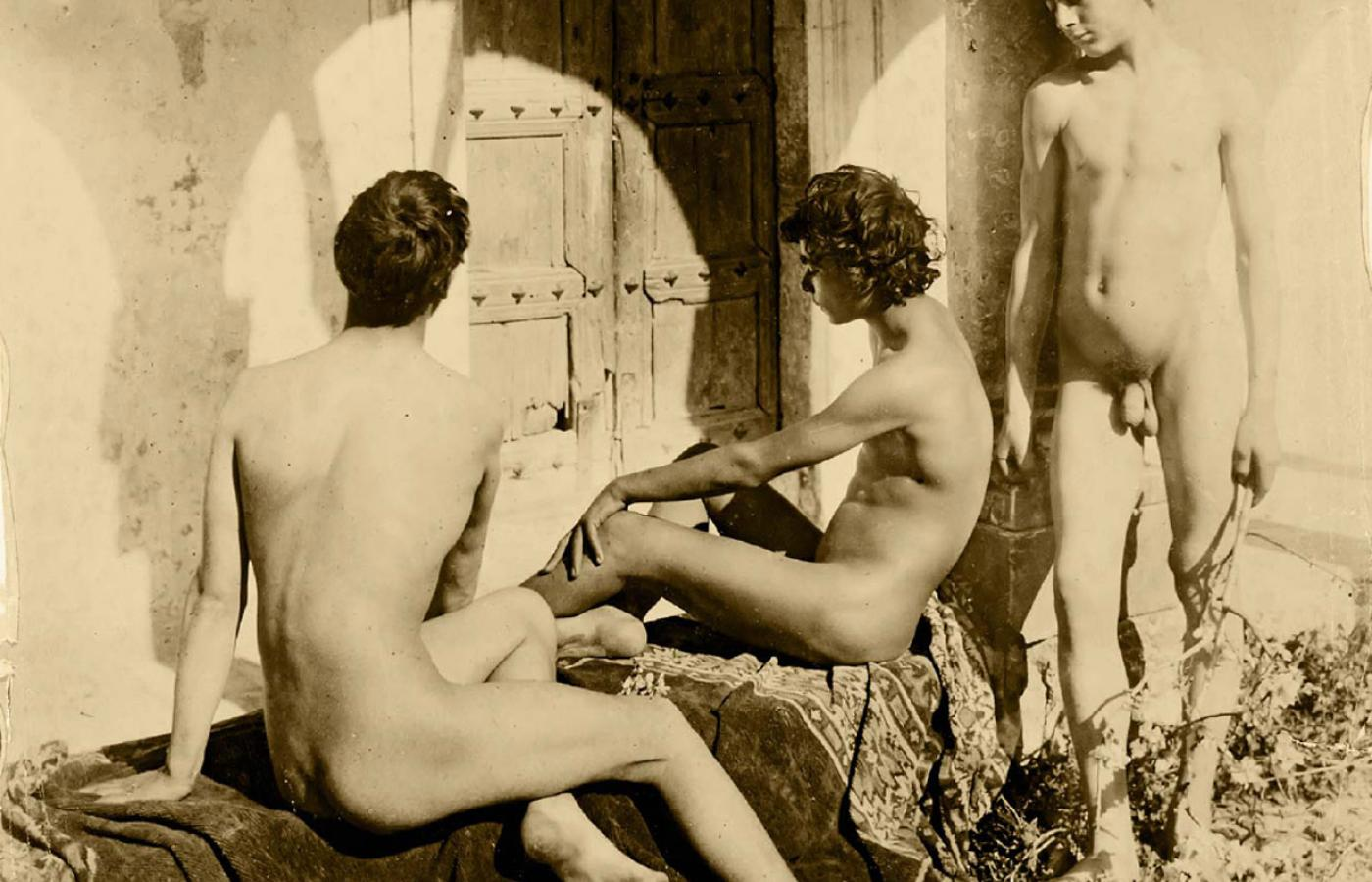 Nudist art boys and girls