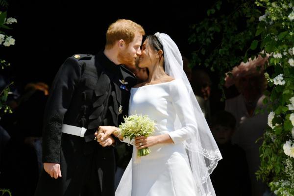 ślub Księcia Harryego I Meghan Markle Plusy Dla Monarchii