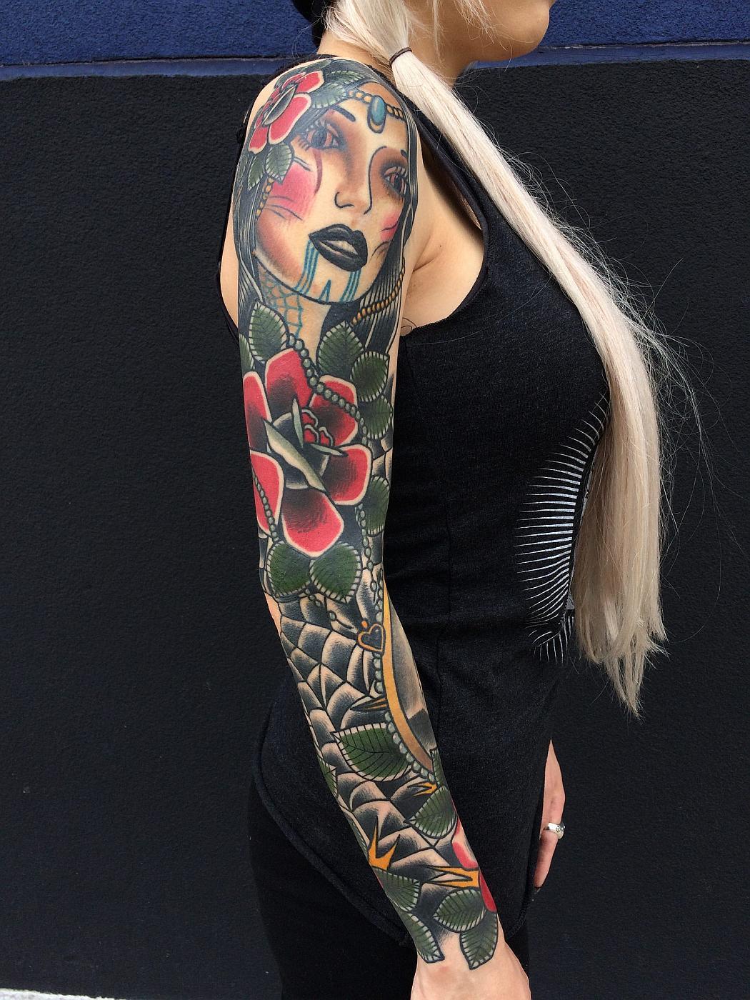 łatwo Zrobić Tatuaż Trudniej Go Usunąć