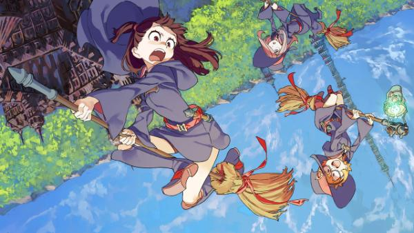 """Little Witch Academia"""
