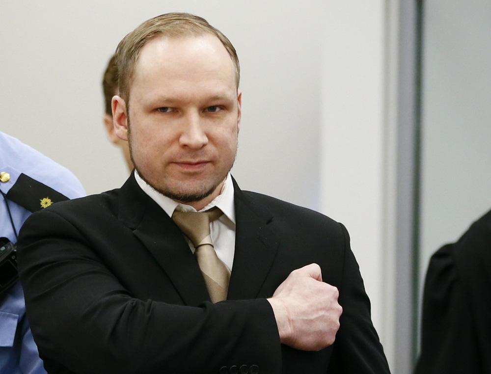 Breivik Photo: Anders Breivik Zmienił Imię. Jak Się Teraz Nazywa?