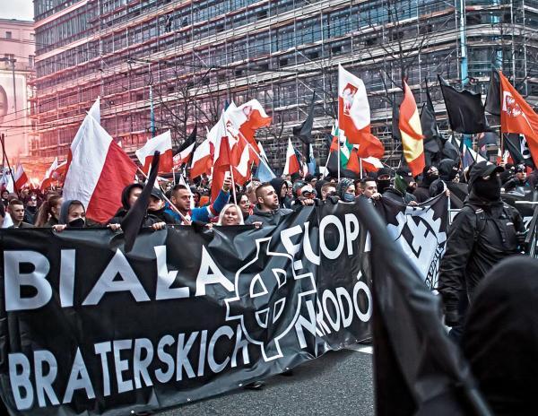 Znalezione obrazy dla zapytania marsz niepodległości photo