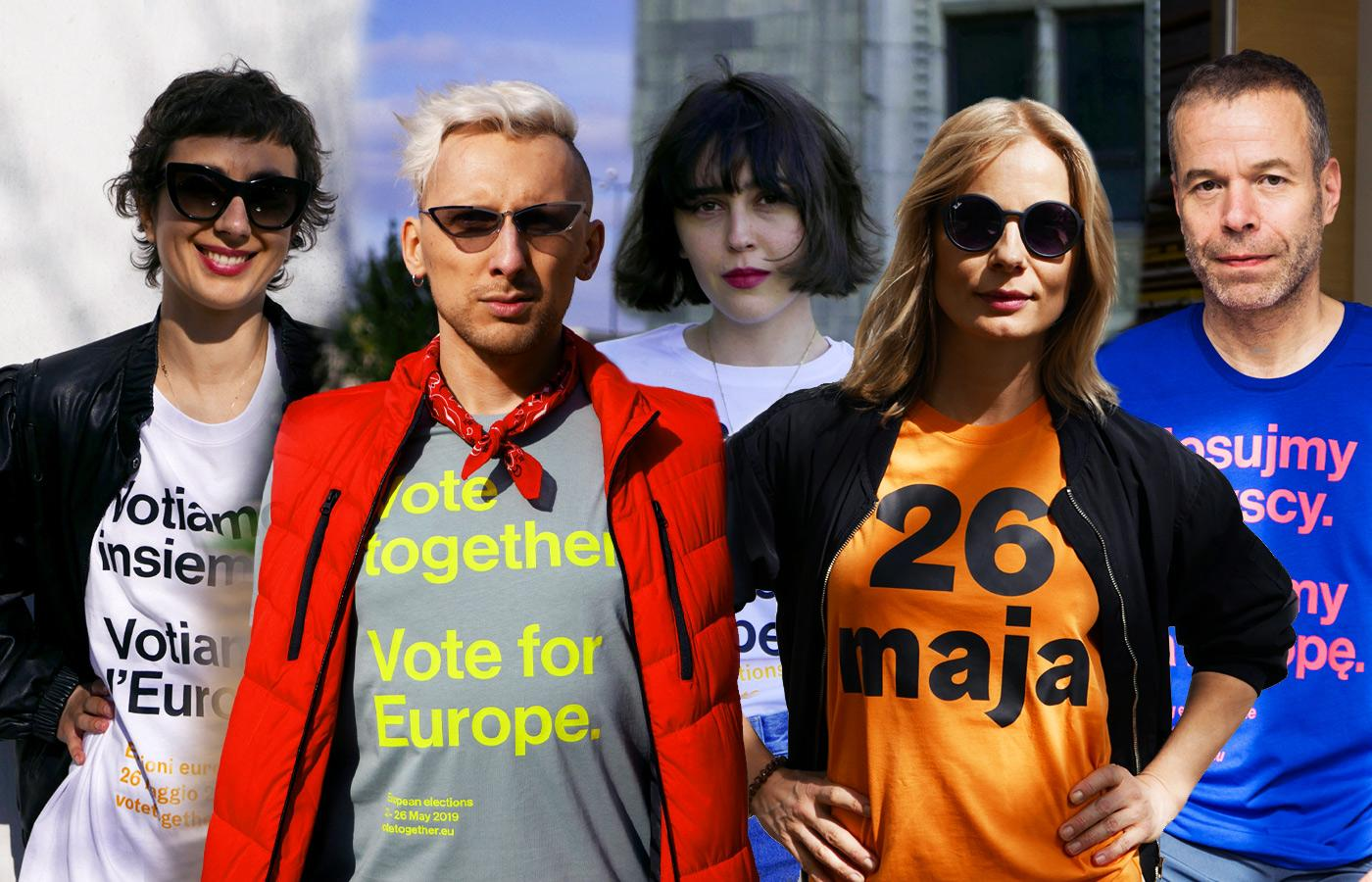"Kampania ""Vote Together"""