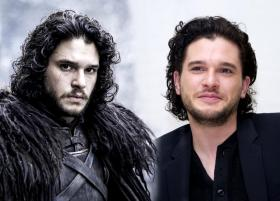 Jon Snow, czyli Kit Harington