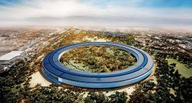 Nowy kampus Apple w Cupertino