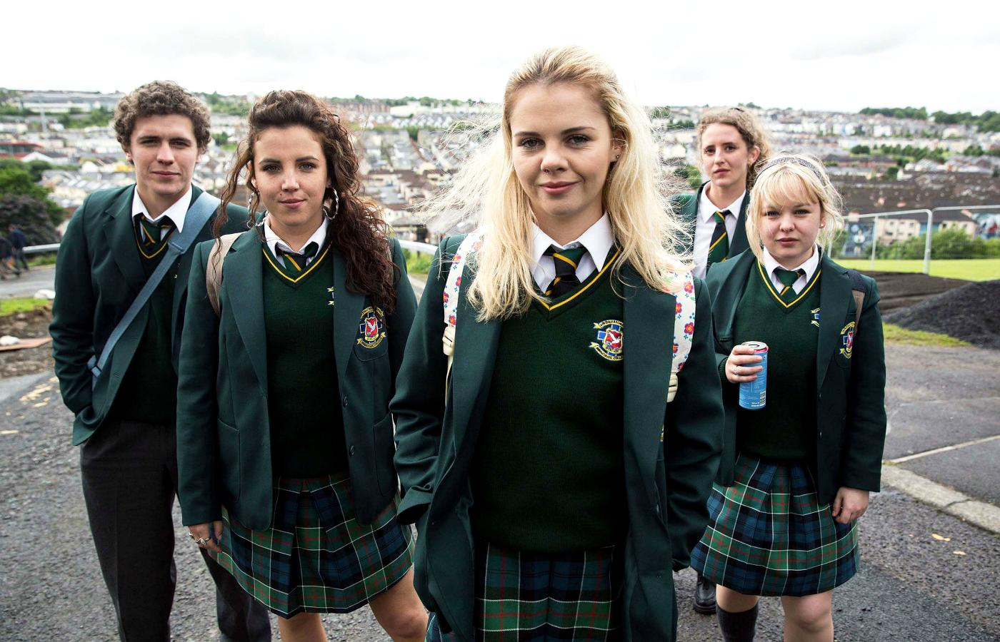 """Derry Girls"""