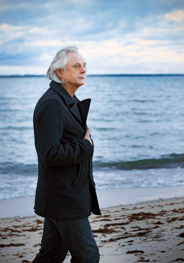 Manfred Eicher, szef ECM.