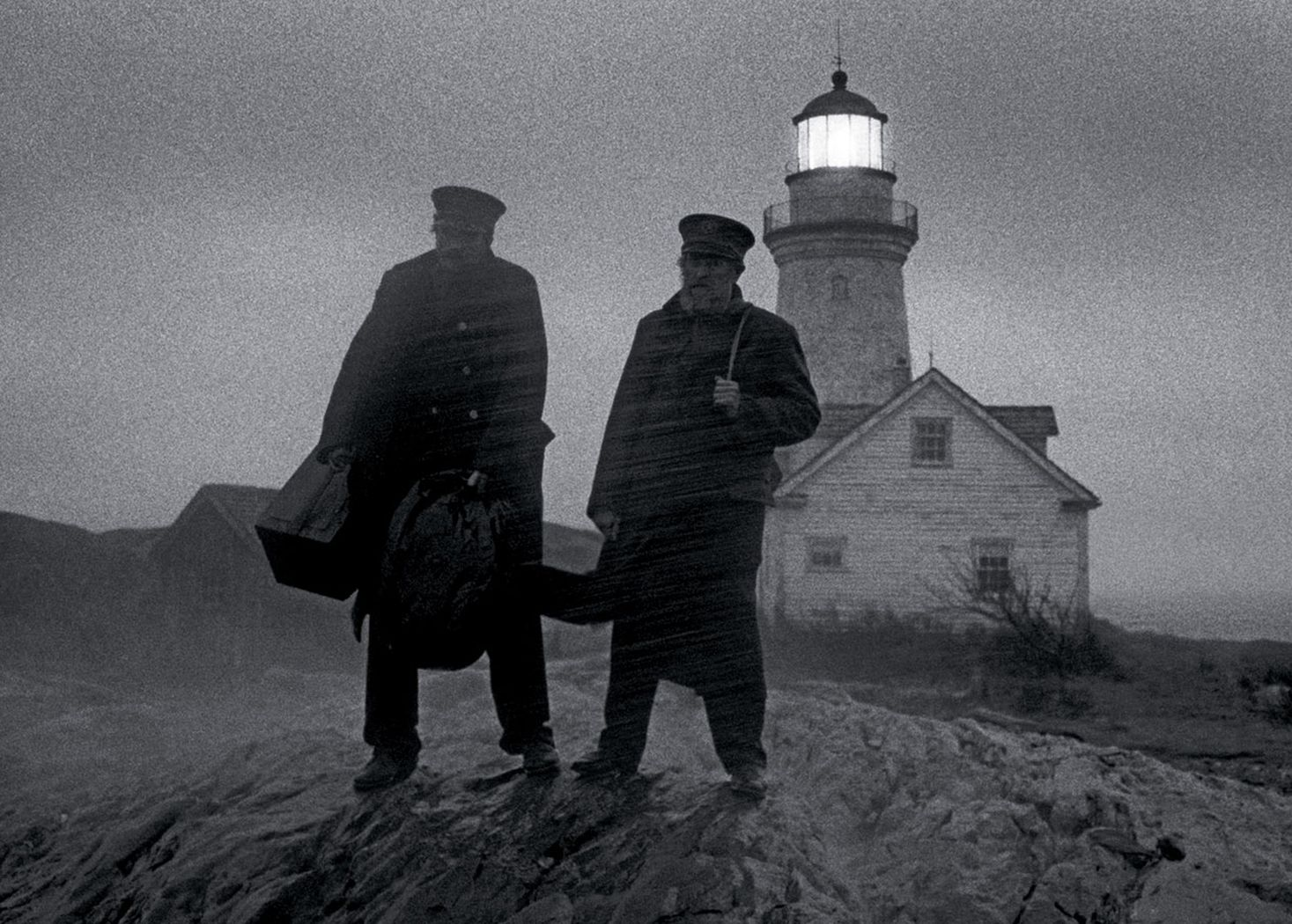 "Kadr z filmu ""Lighthouse"""