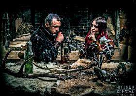 """""""Witcher School"""", czyli nawiązujące do świata """"Wiedźmina"""" przedsięwzięcie, które wyprowadza larpy z niszy."""