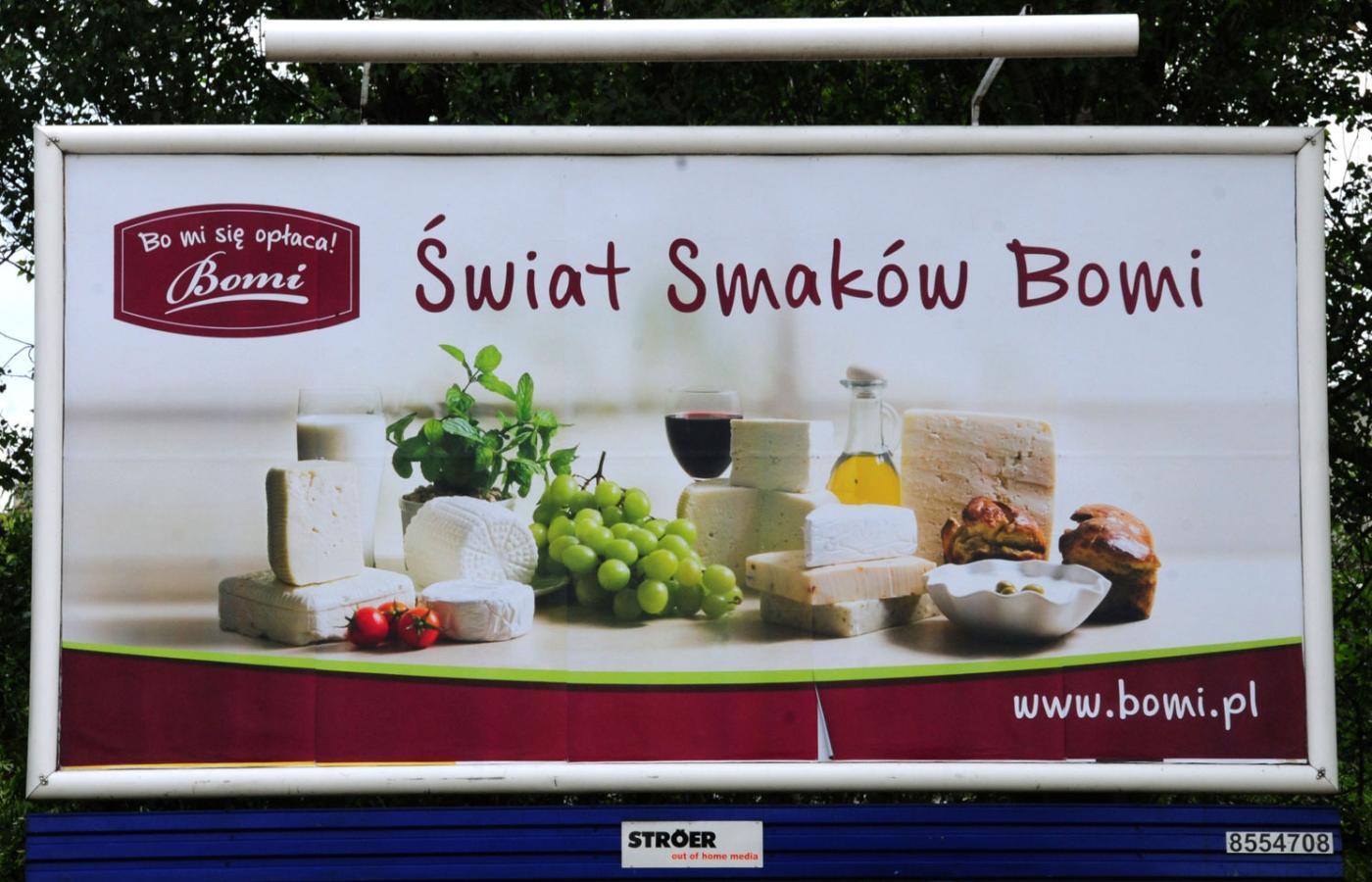 7fe4c6a0bd Hasło z billboardu Bomi - już nieaktualne.