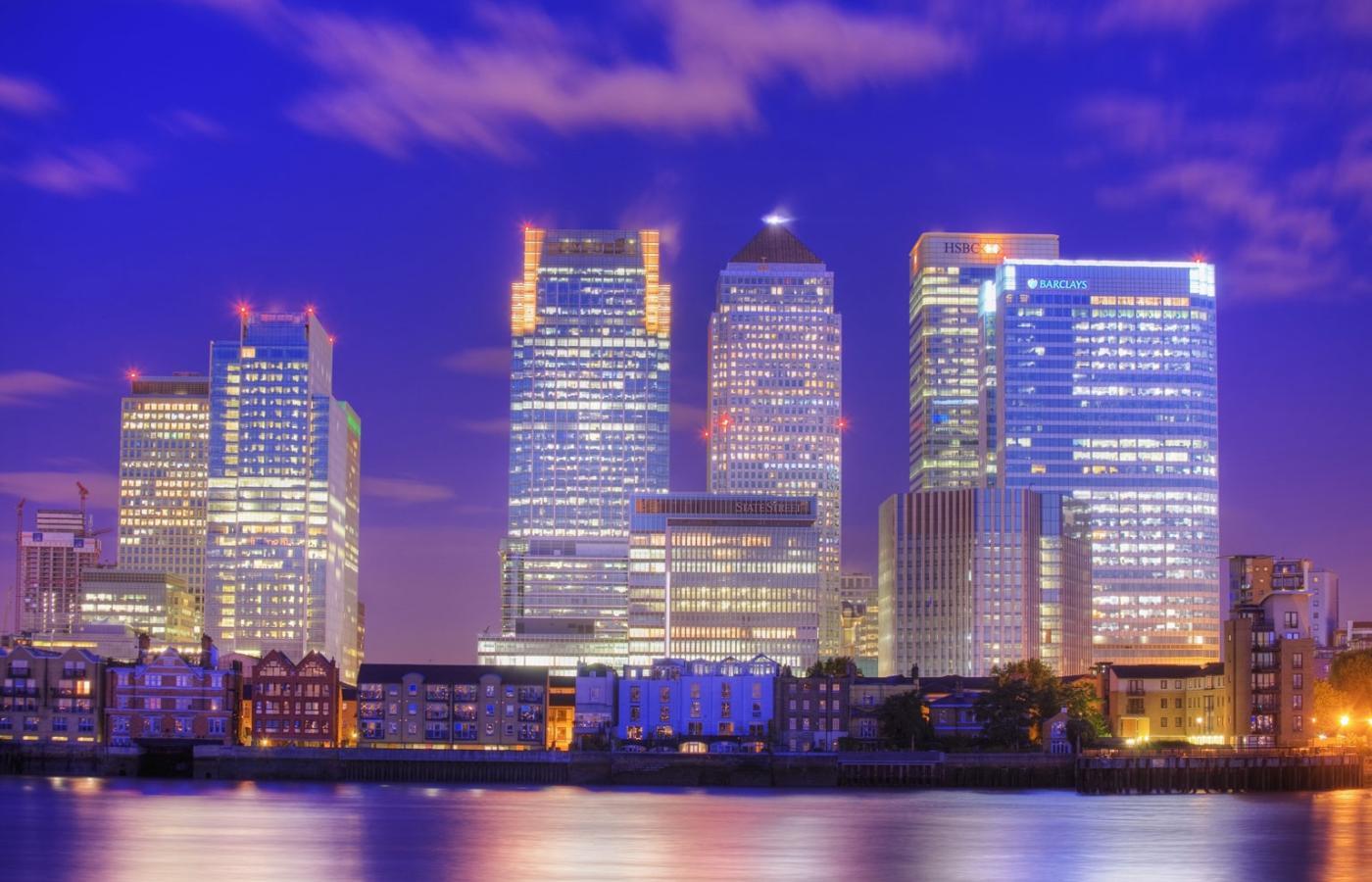 Wewnętrzny krąg z Londynem