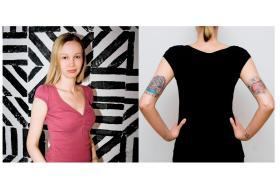 Tatuaż Nowa Miejska Moda Pop Tatuaż Politykapl