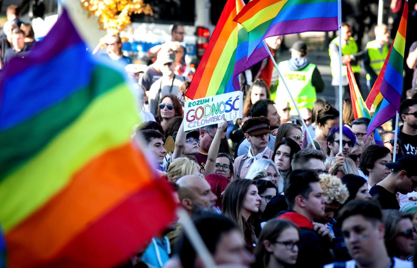 Image result for marsz równości