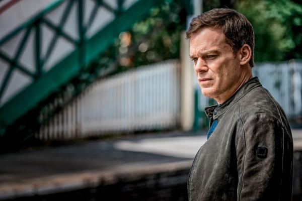"Michael C. Hall w serialu ""Safe"""