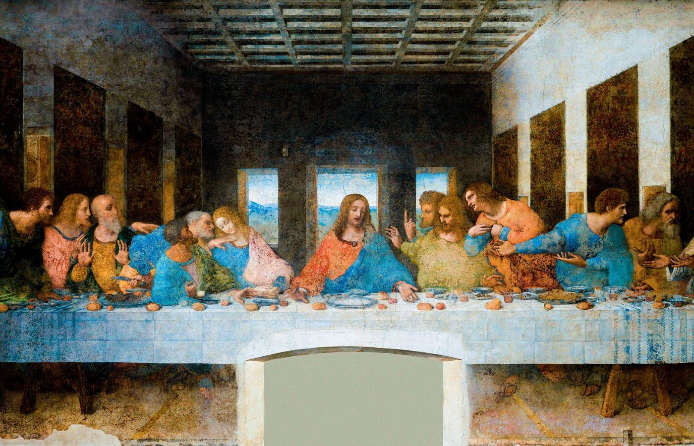 Najsłynniejsze Dzieła Malarskie Leonarda Da Vinci Galeria Mistrza Leonarda Polityka Pl
