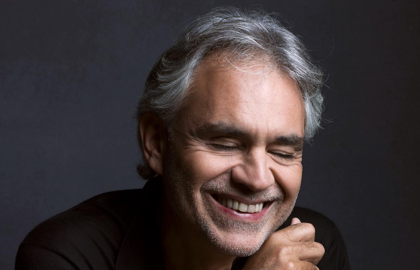 Andrea Bocelli - credit Mark Seliger, Decca Records