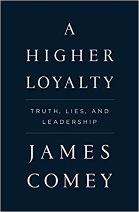 "W książce ""A Higher Loyalty: Truth Lies, and Leadership"" James Comey, były szef FBI, rysuje niezbyt pochlebny portret Donalda Trumpa."
