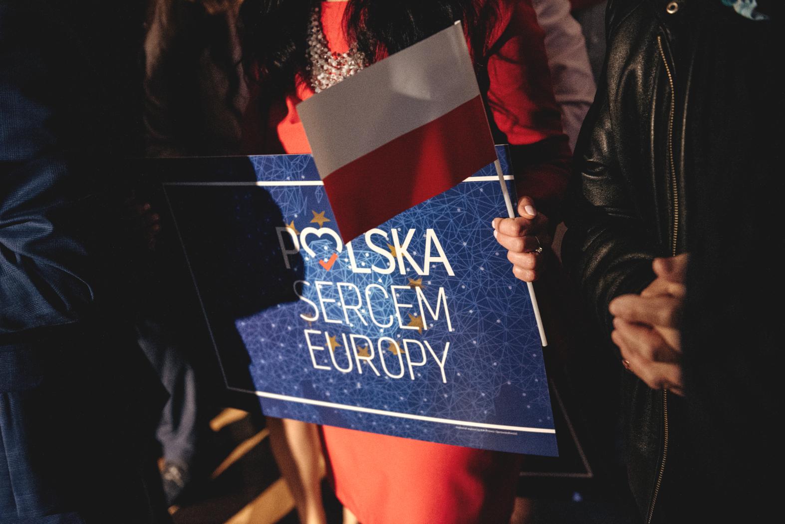 Pis Wygrywa Wybory Do Parlamentu Europejskiego