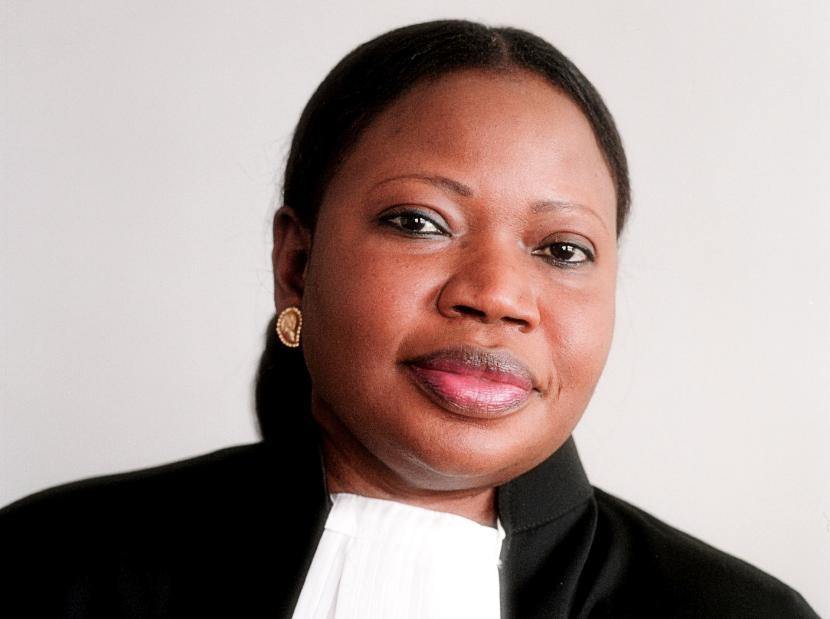 Fatou Bensouda została zaprzysiężona na urząd prokuratora MTK w czerwcu 2012 r.