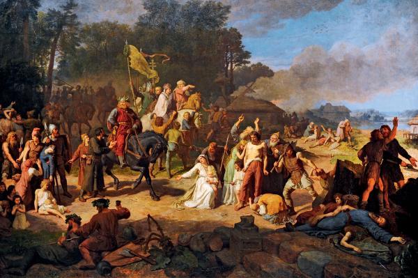Początki Kościoła W Polsce Chrzest Polski Politykapl