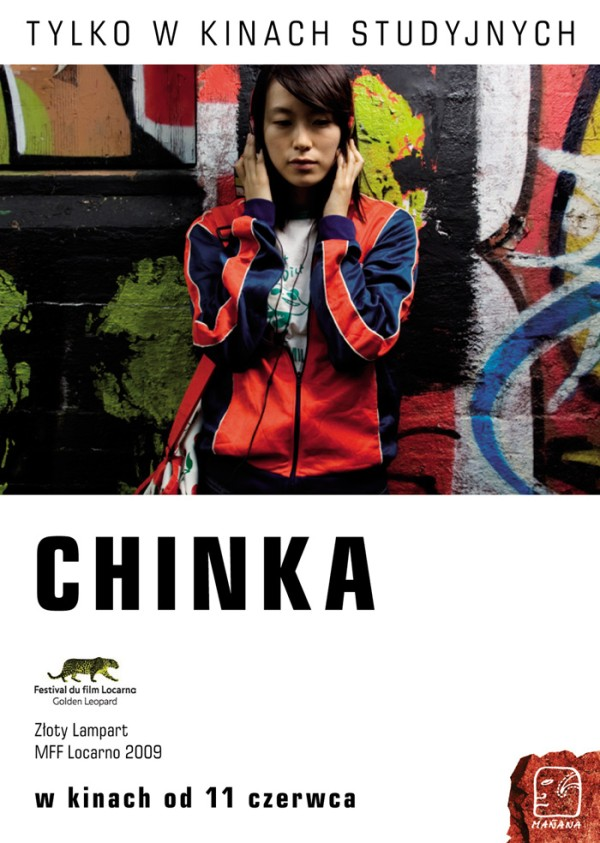 Chinka - plakat do filmu