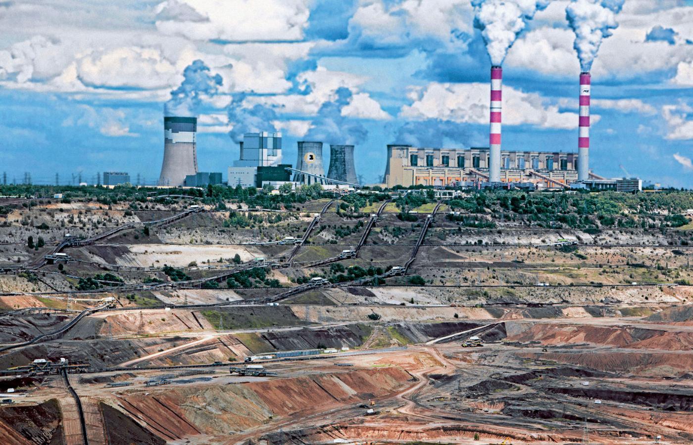 Znalezione obrazy dla zapytania elektrownia