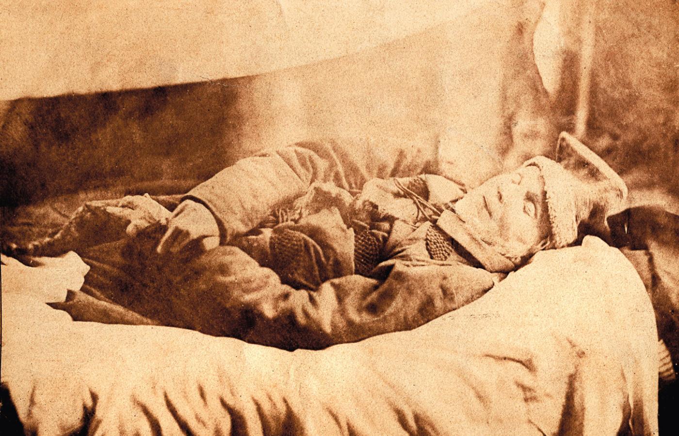 Tajemnicza śmierć Mickiewicza O Niewdzięczny Krymie