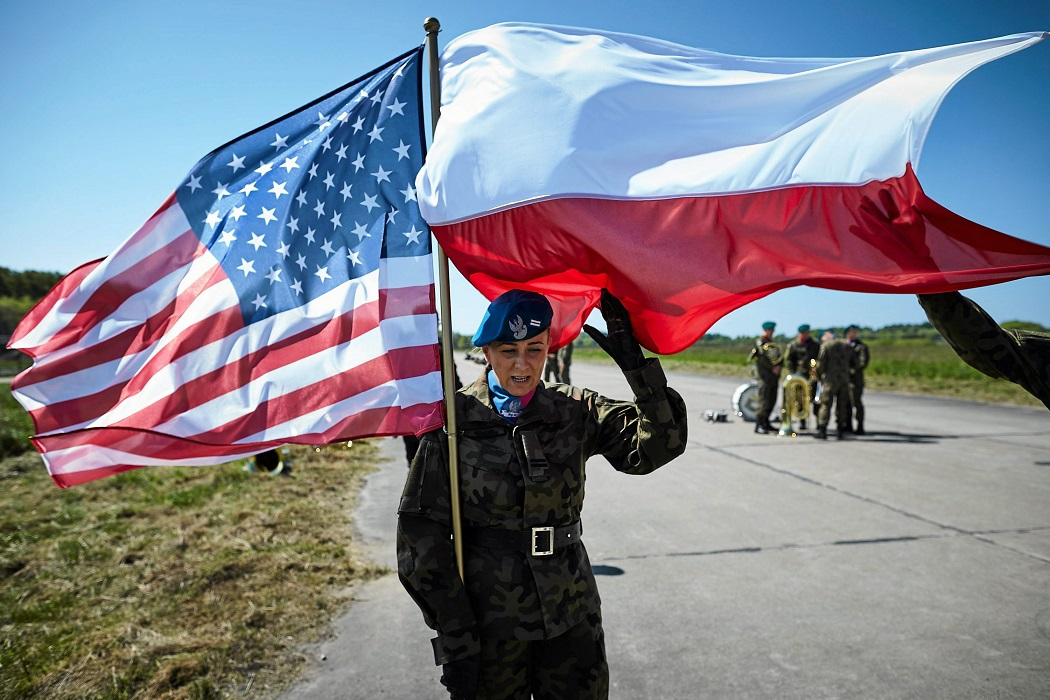 American bases from Germany to Poland? Not so fast – page 1