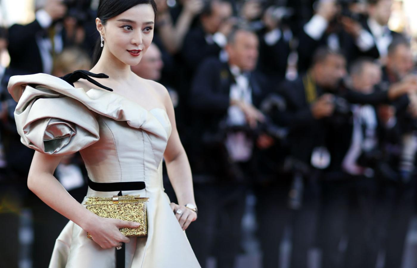 c621fb44fe Fan Bingbing na festiwalu w Cannes w maju 2018 r.